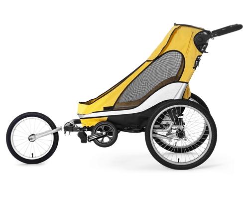 Zigo Mango, a stroller, jogging stroller & kids bike ...