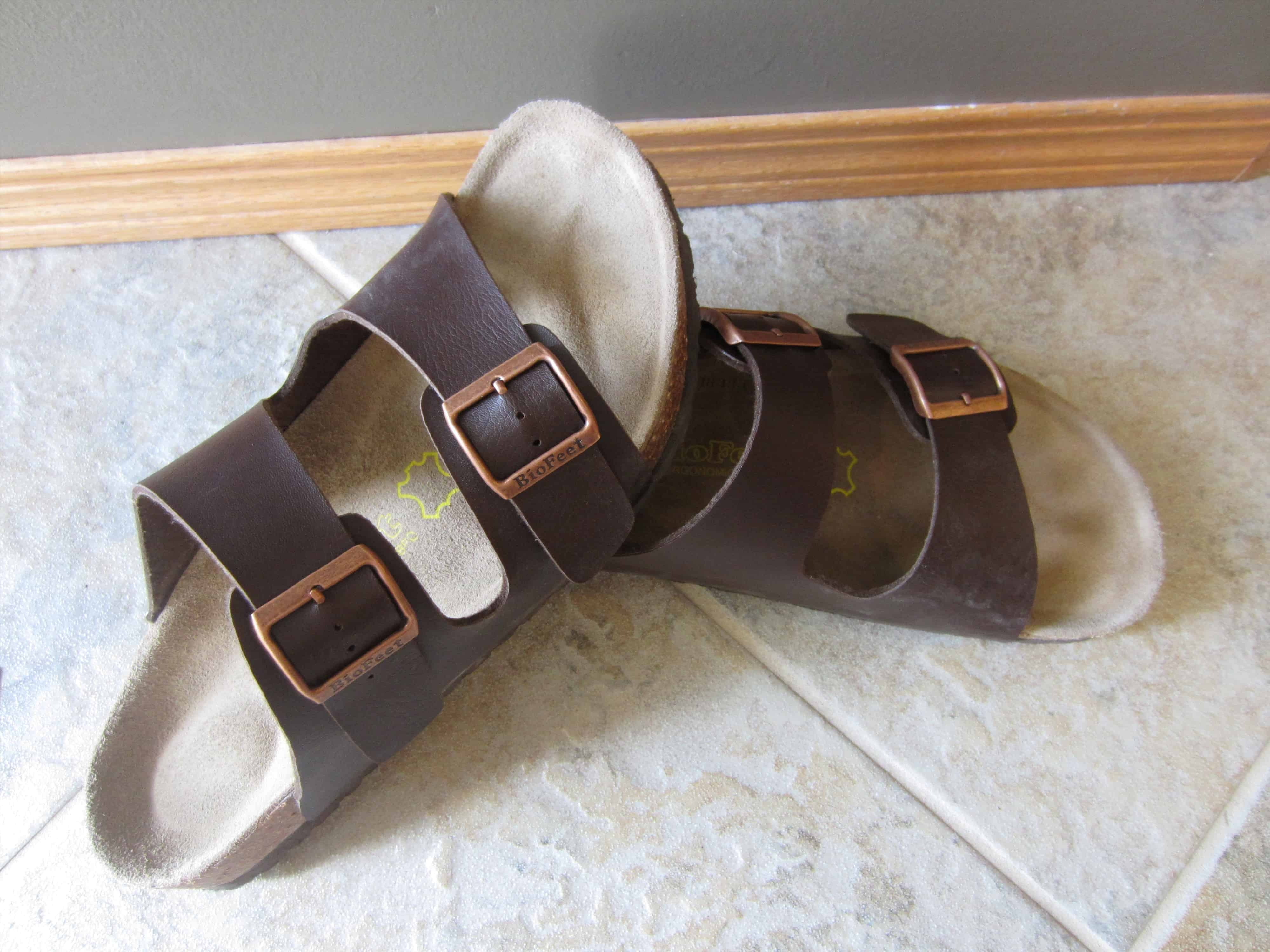 Dress Your Man's Feet with the Stylish Viking Sandal #giveaway