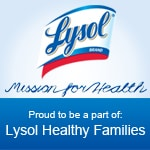 Refresh With Lysol #healthyfamilies