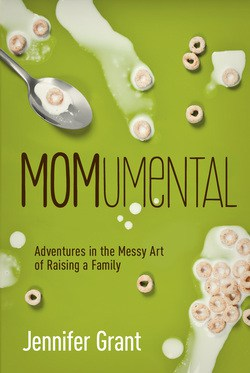 MOMumental ~ Adventures in the Messy Art of Raising a Family #giveaway