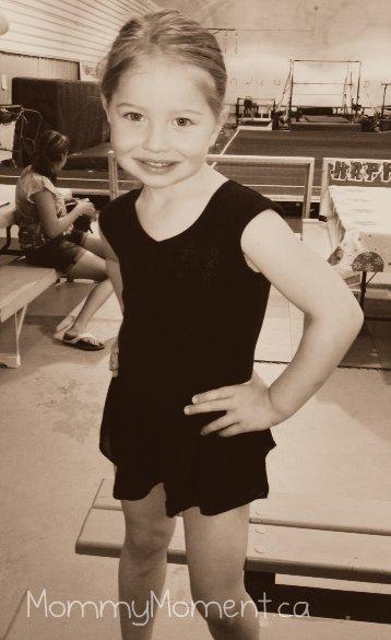 Gymnastics ~ Wordless Wednesday #Linky