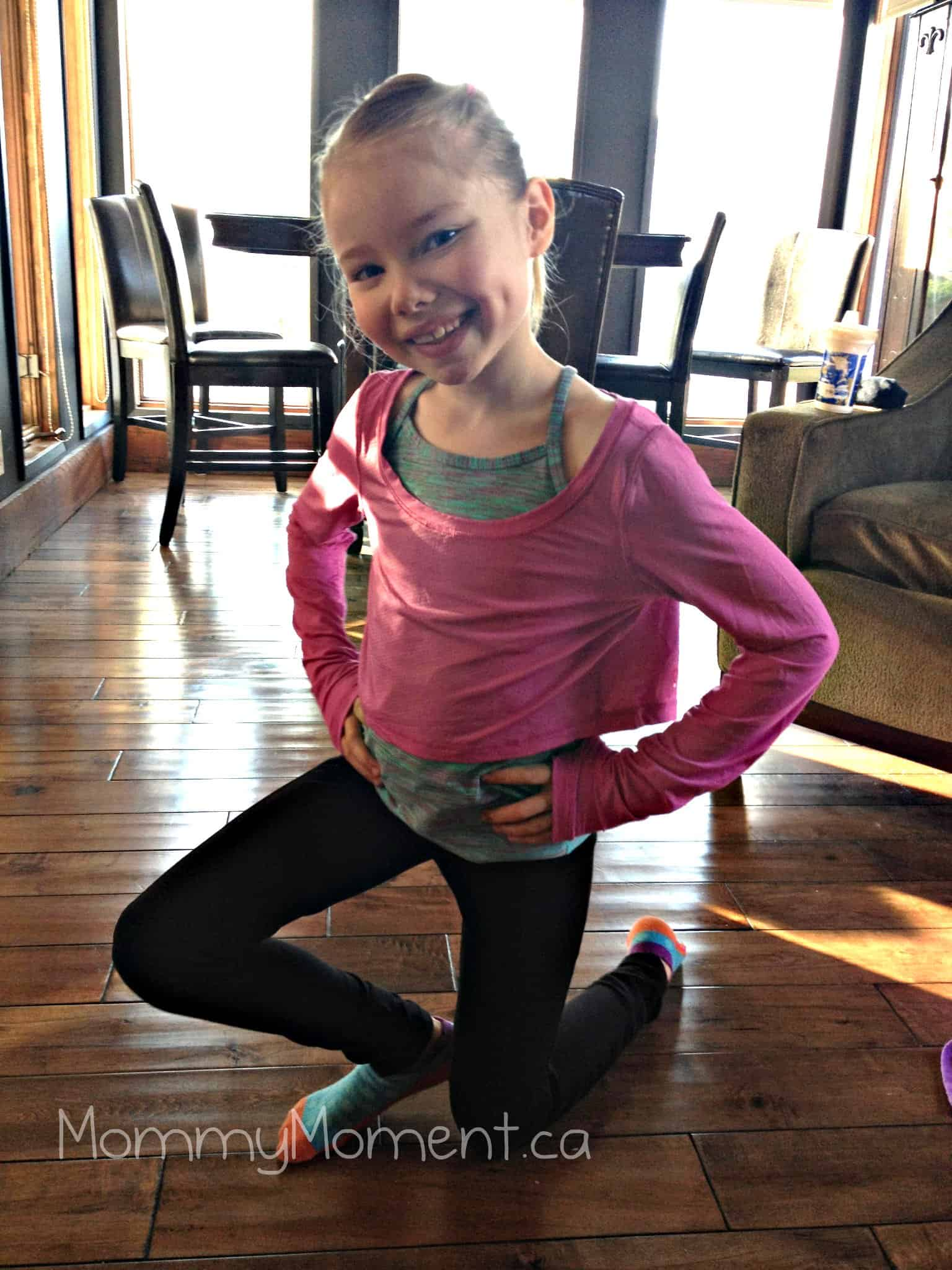 Shake It Up by Ivivva ~ Lululemon athletica's dance apparel brand for girls