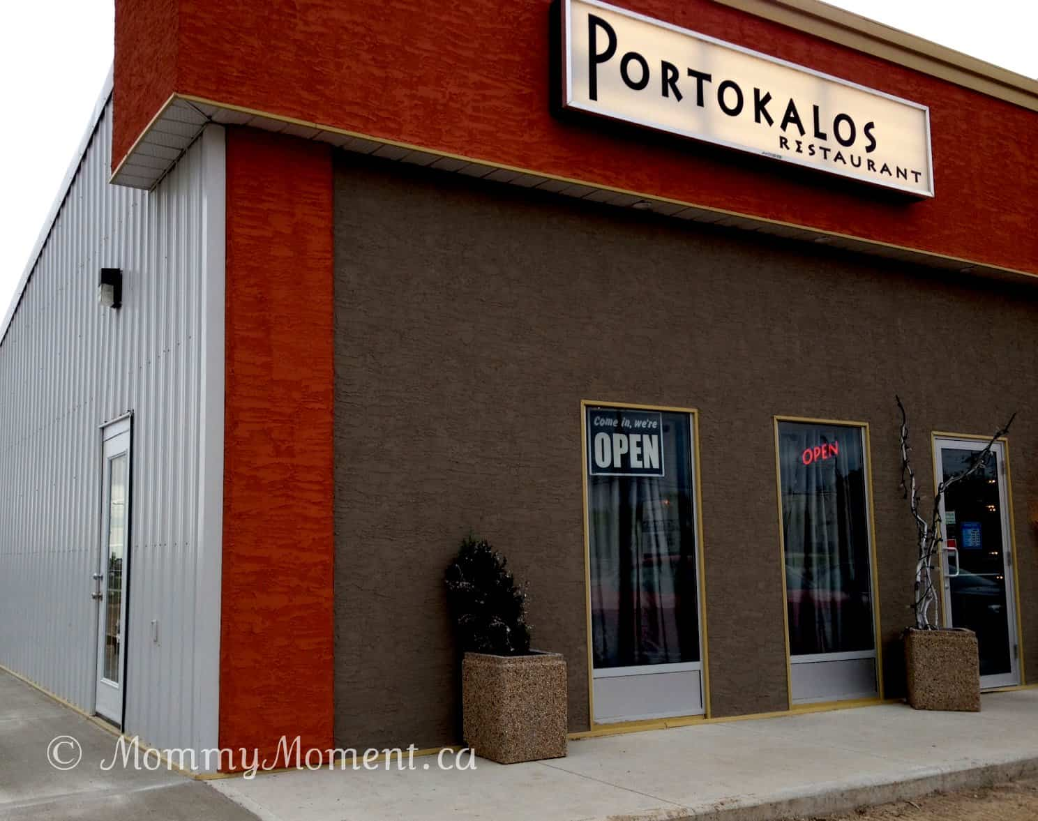 Portokalos ~ Go Greek for Date Night in the Southern Manitoba #Giveaway