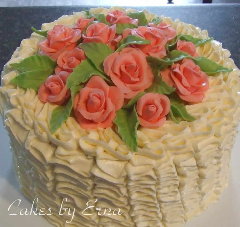 A Mother's Day Cake