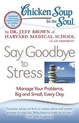 Chicken Soup for the Soul ~ Say Goodbye to Stress #giveaway {3 Winners}