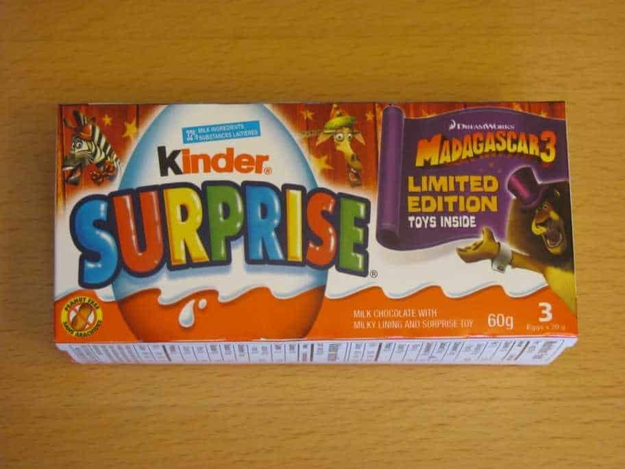 Get Ready for Madagascar 3 KINDER® Style! #KinderMom
