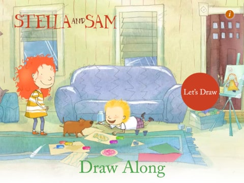 Get Drawing with Stella and Sam Canada Day Marathon on Disney Junior #DisneyJuniorMom