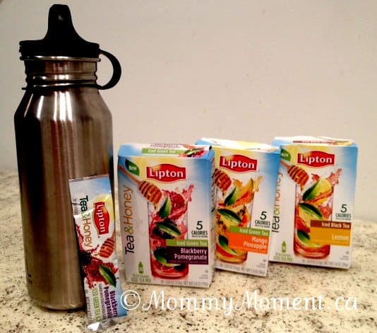 How do you add flavor to an ordinary day? #LiptonTeaandHoney #Giveaway