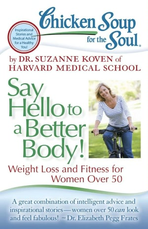 Chicken Soup for the Soul ~ Say Hello to a Better Body! #giveaway {3 Winners}
