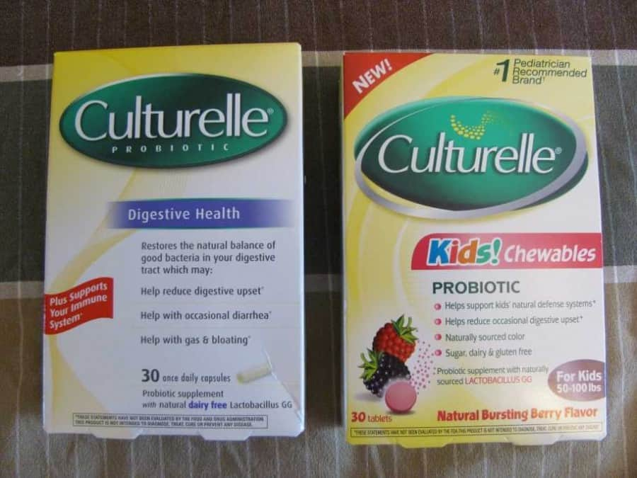 Help Out Your Digestive Track During Travel with Culturelle
