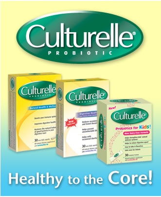 Help Out Your Digestive Track During Travel with Culturelle® Probiotic #giveaway