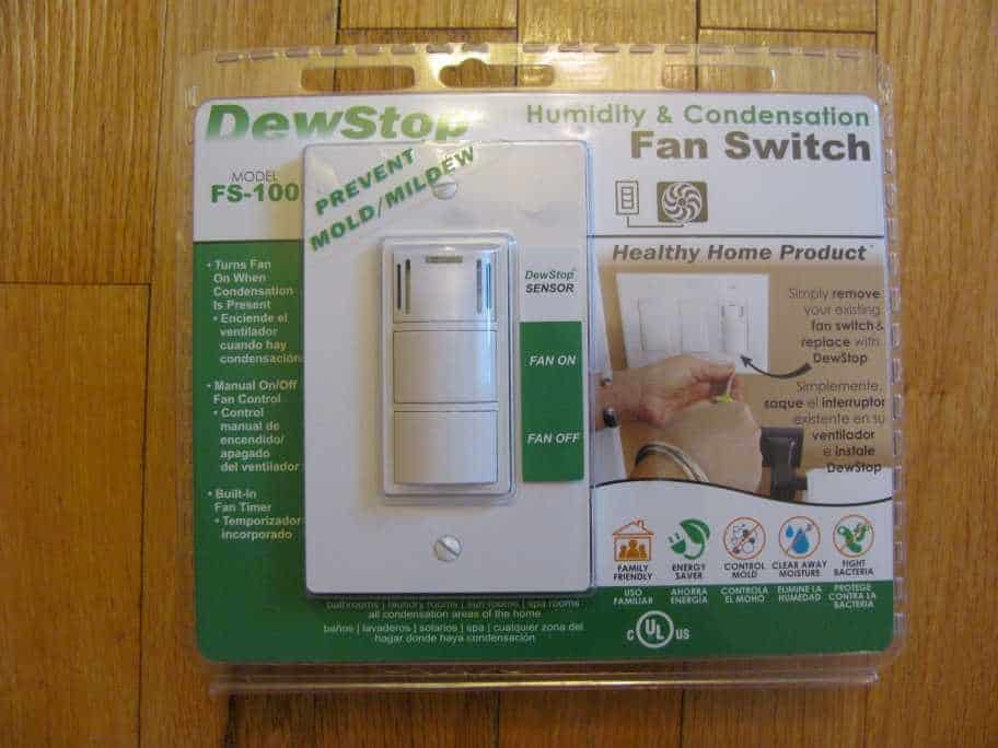 Eliminate Humidity in Any Room in Your House with DewStop #giveaway