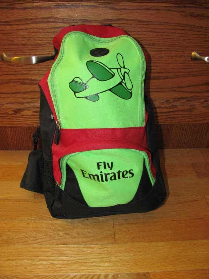 Keep Your Child Occupied and Happy with the Emirates Airline Kids Pack #giveaway {CANADA ONLY}