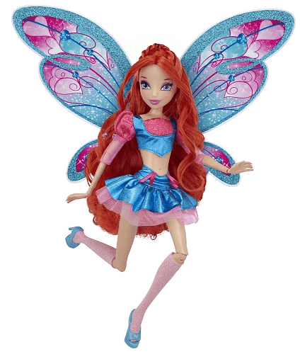 Win the complete set of WinxClub Dolls {arv $150} #Giveaway
