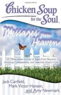 Chicken Soup for the Soul ~ Messages From Heaven #giveaway {3 Winners}