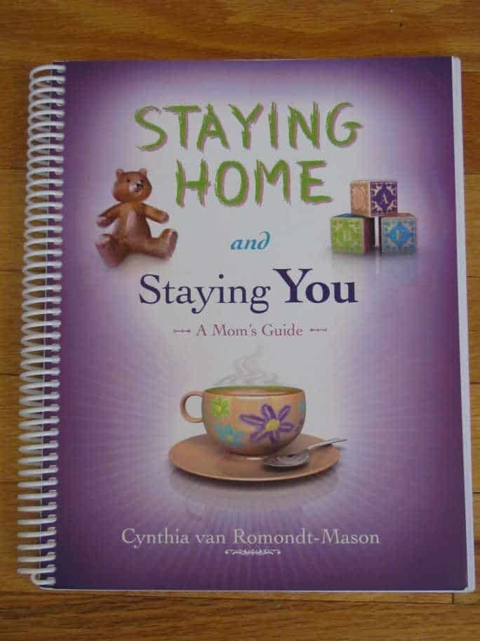 Staying Home and Staying You ~ A Mom's Guide #giveaway