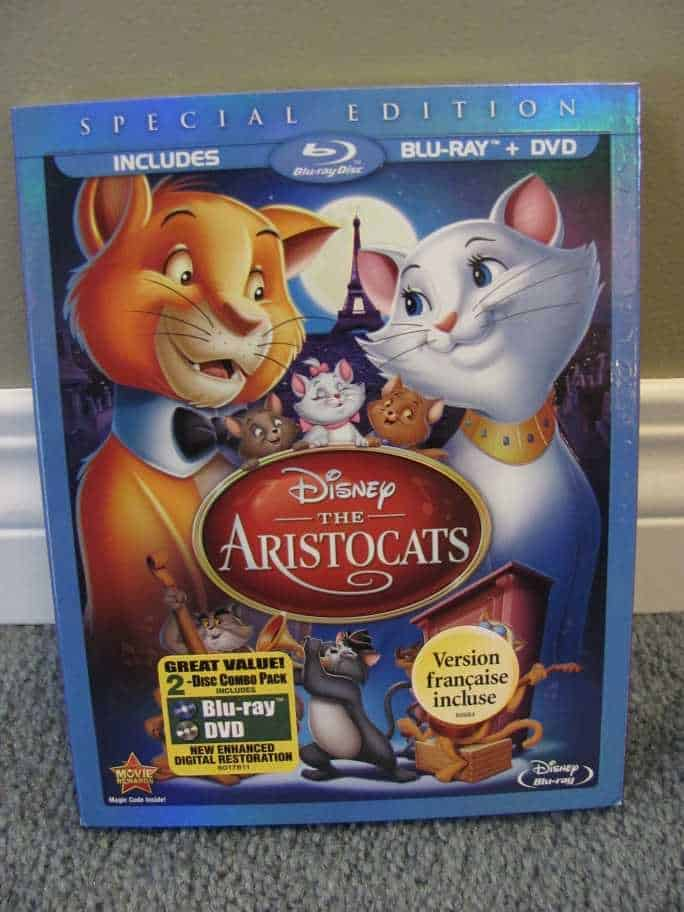 Disney Diamond Collection featuring 5 Great Movies!