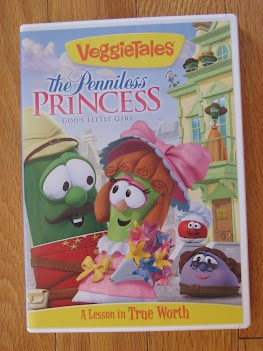 VeggieTales ~ The Penniless Princess #giveaway {US only}