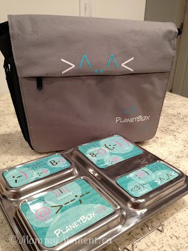 The Launch System from PlanetBox! Perfect for #BackToSchool