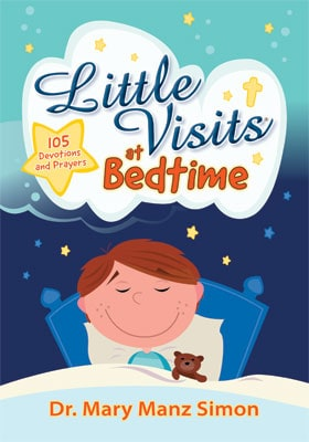 Little Visits at Bedtime Devotional Book #giveaway