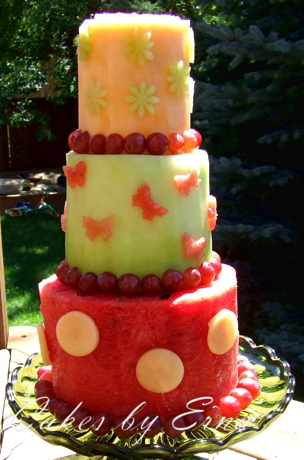 Healthy Ideas Instead Of Birthday Cake