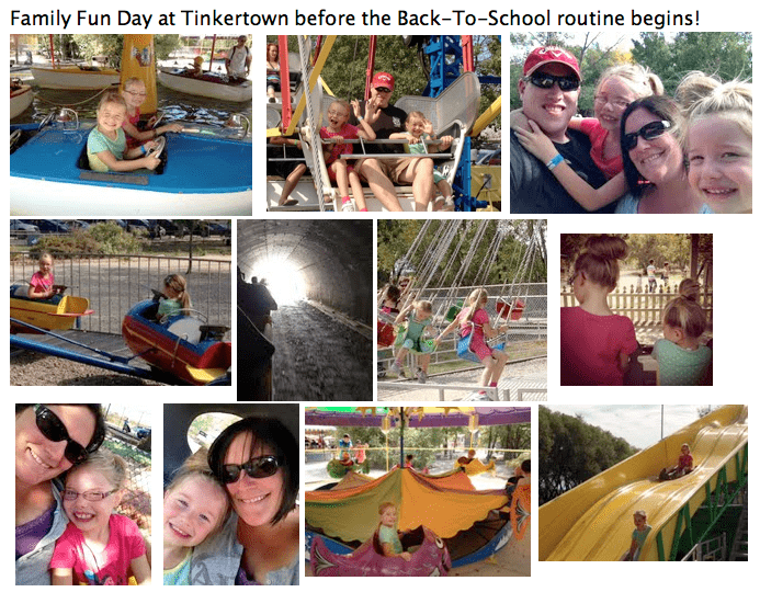 Tinkertown! Our Last Family Fun Day before #Back-To-School