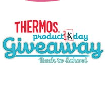 Thermos Products for #BackToSchool & The Thermos Product a Day Giveaway!