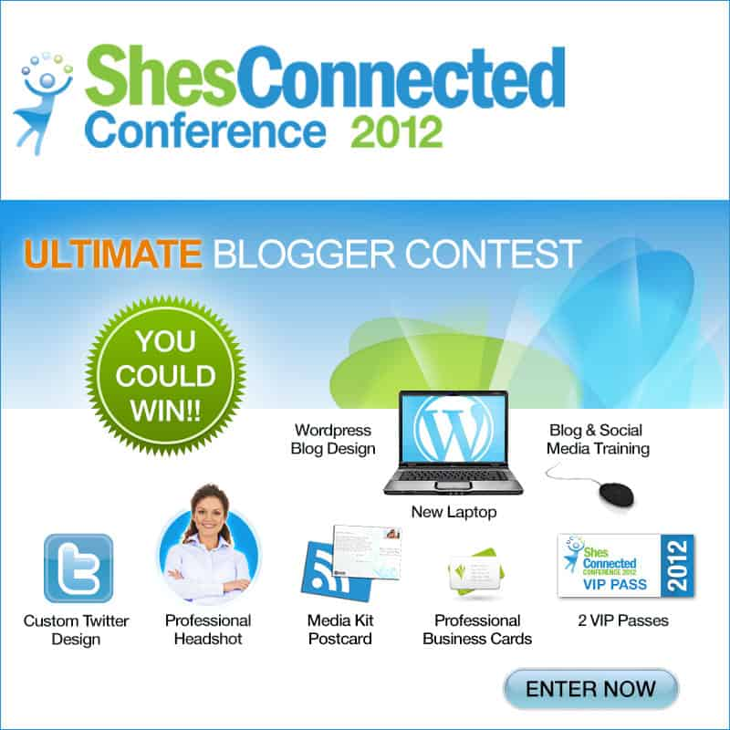 Ultimate Blogger Contest from #SCCTO {arv $2000.00}