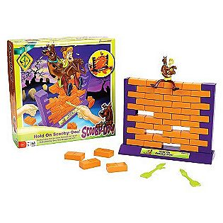 Have a Family Game Night with Hold On Scooby-Doo! #MommyMomentGifts #Giveaway