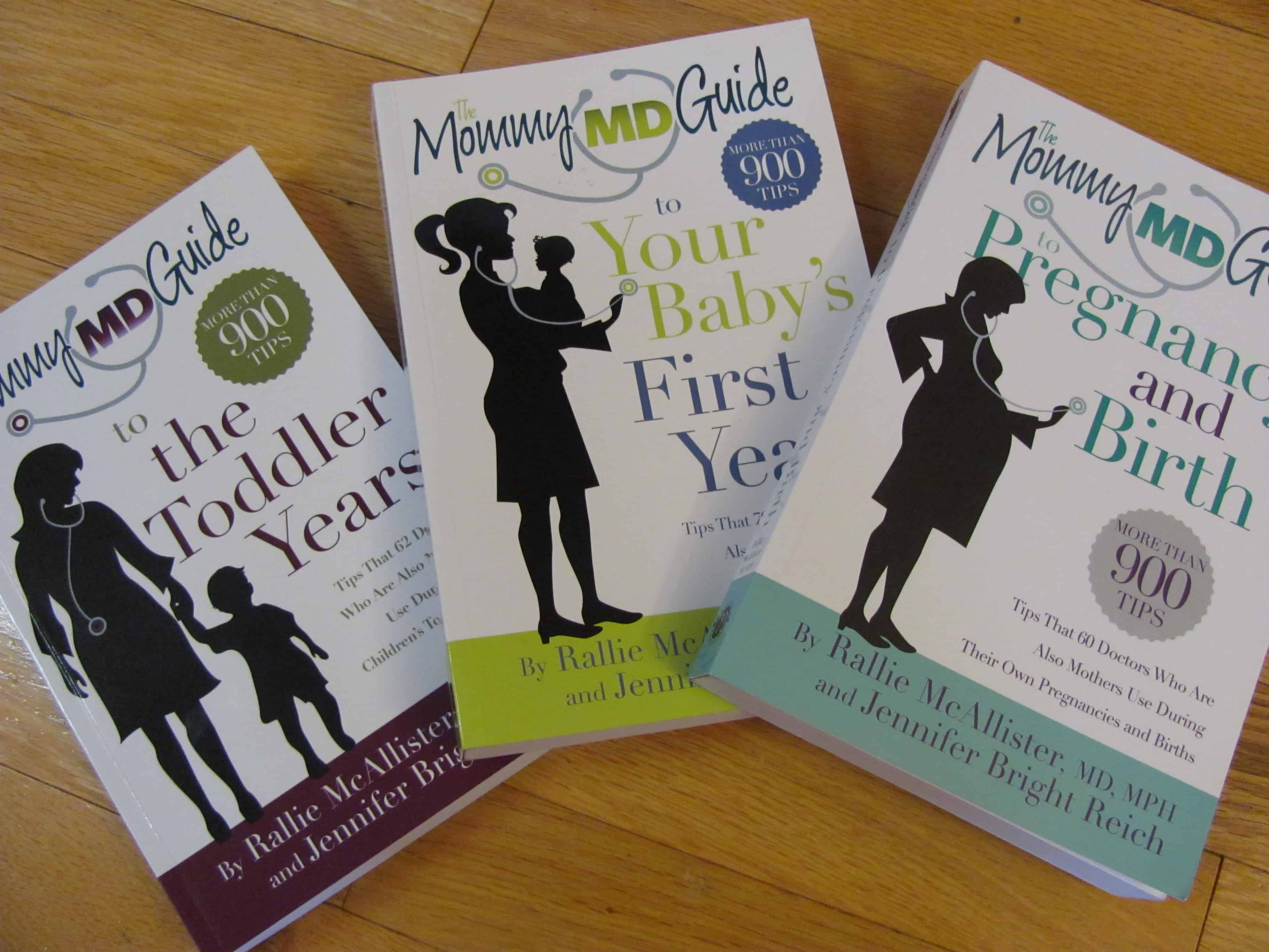 Get Tips and Advice from The Mommy MD Guides #giveaway