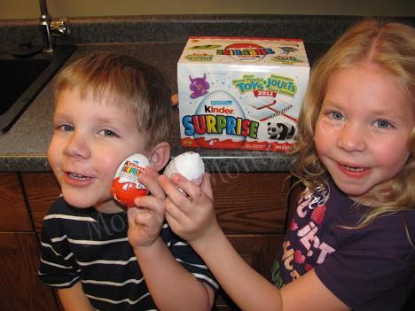 Kinder Canada Introduces New Toys! #KinderMom