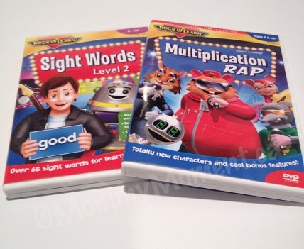 Rock N Learn DVD programs help kids learn using fun music and exciting characters #Giveaway