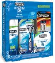 Schick® Hydro™ 5 Holiday Pack