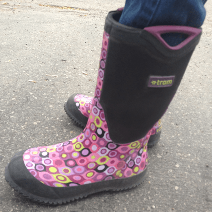 TRAM Kids Boots & TRAM Lunch Bag #Giveaway