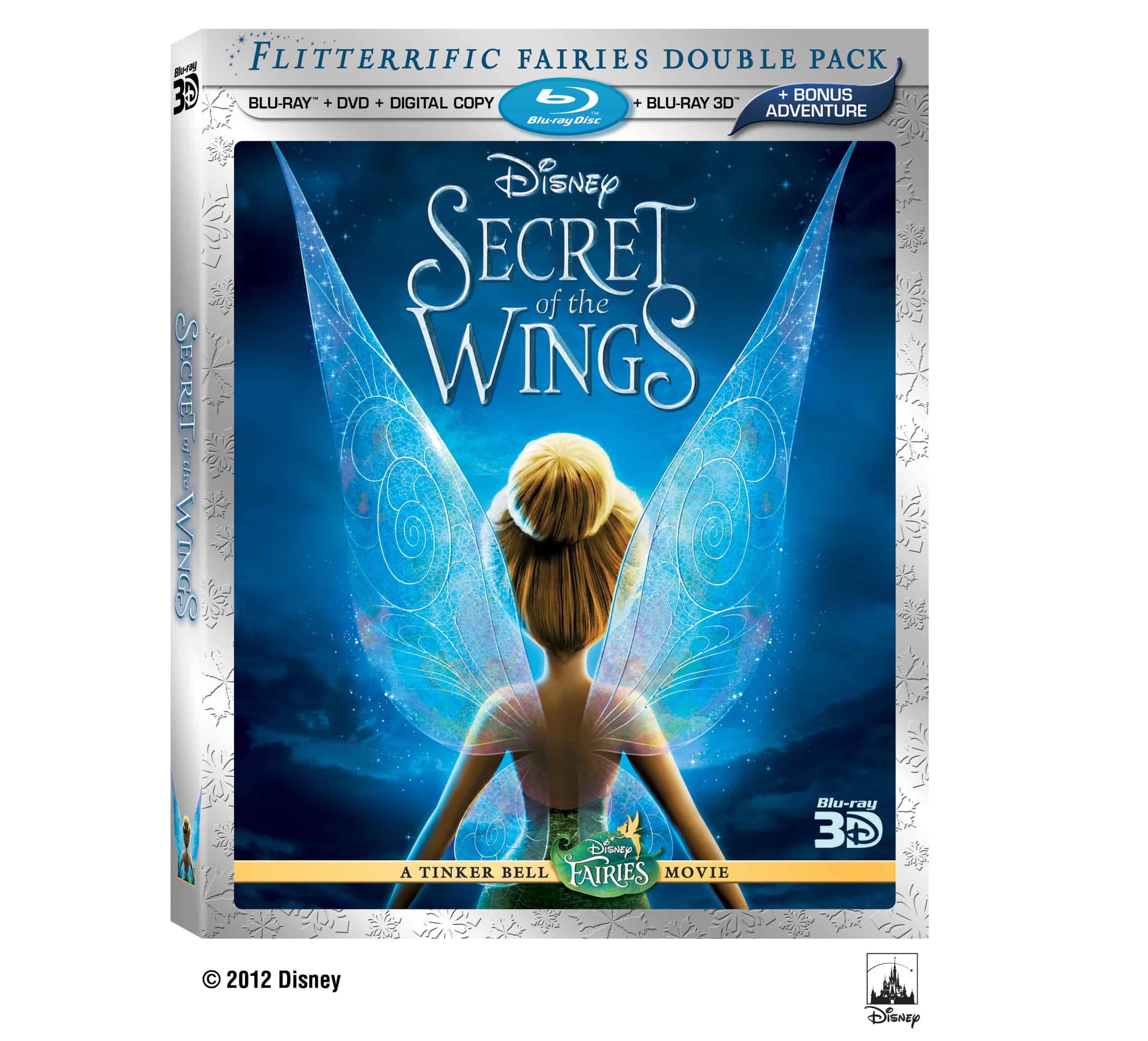 Tinker Bell Movie: Secret of the Wings #giveaway {CAN Only – 4 Winners}