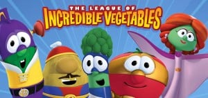League of Incredible Vegetables giveaways