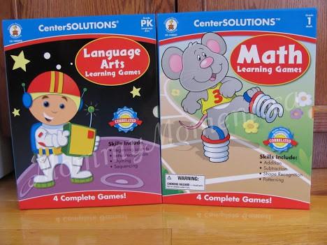 Center SOLUTIONS Math & LA