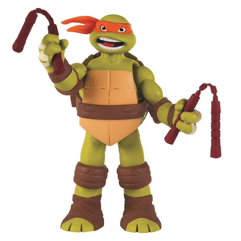 Bring Back your Childhood with the NEW Teenage Mutant Ninja Turtle Figurines #Giveaway {CAN Only}