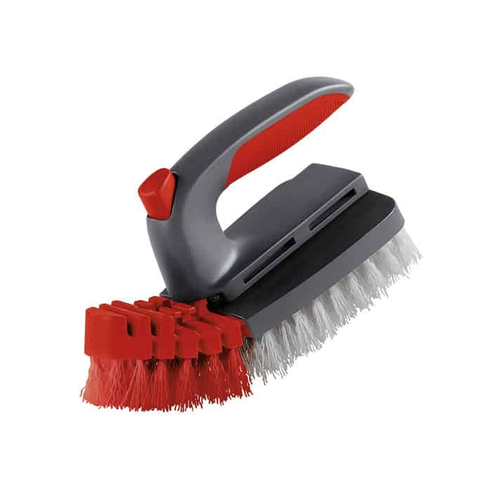 Rubbermaid Flexible Scrub Brush