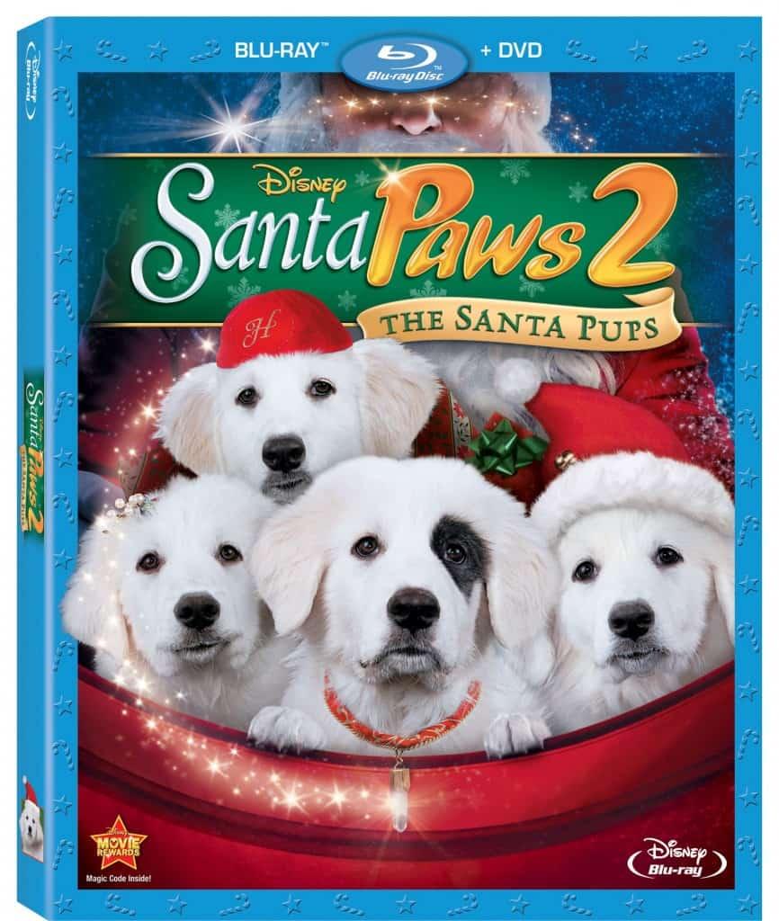 Santa Paws 2: The Santa Pups #Giveaway