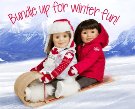 Maplelea Girls & Friends Make the perfect Christmas Gift #Giveaway