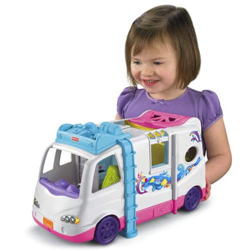 Holiday Shopping For Little Ones with Fisher Price #FisherPriceMoms
