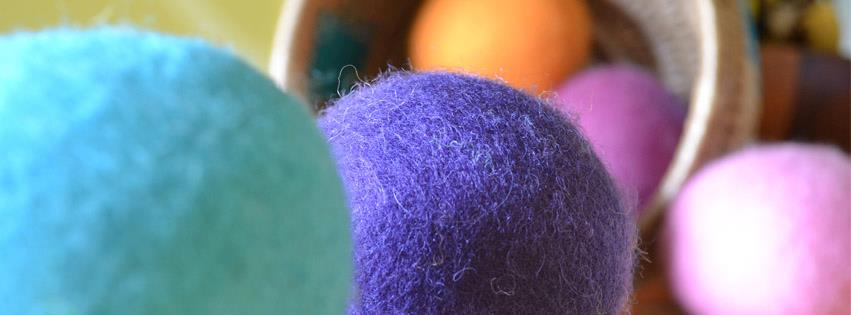 Cut Drying Time with the Baby Bear Wool Dryer Balls #MommyMomentGifts #Giveaway