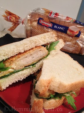 Get creative with Dempsters – Put Your Leftovers into a Sandwich! #Giveaway