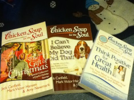 Chicken Soup Prize Pack