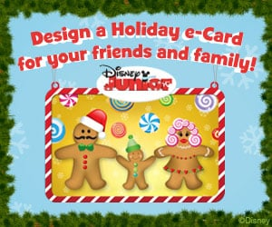 Merry Christmas from Disney Junior! #DisneyJuniorMom