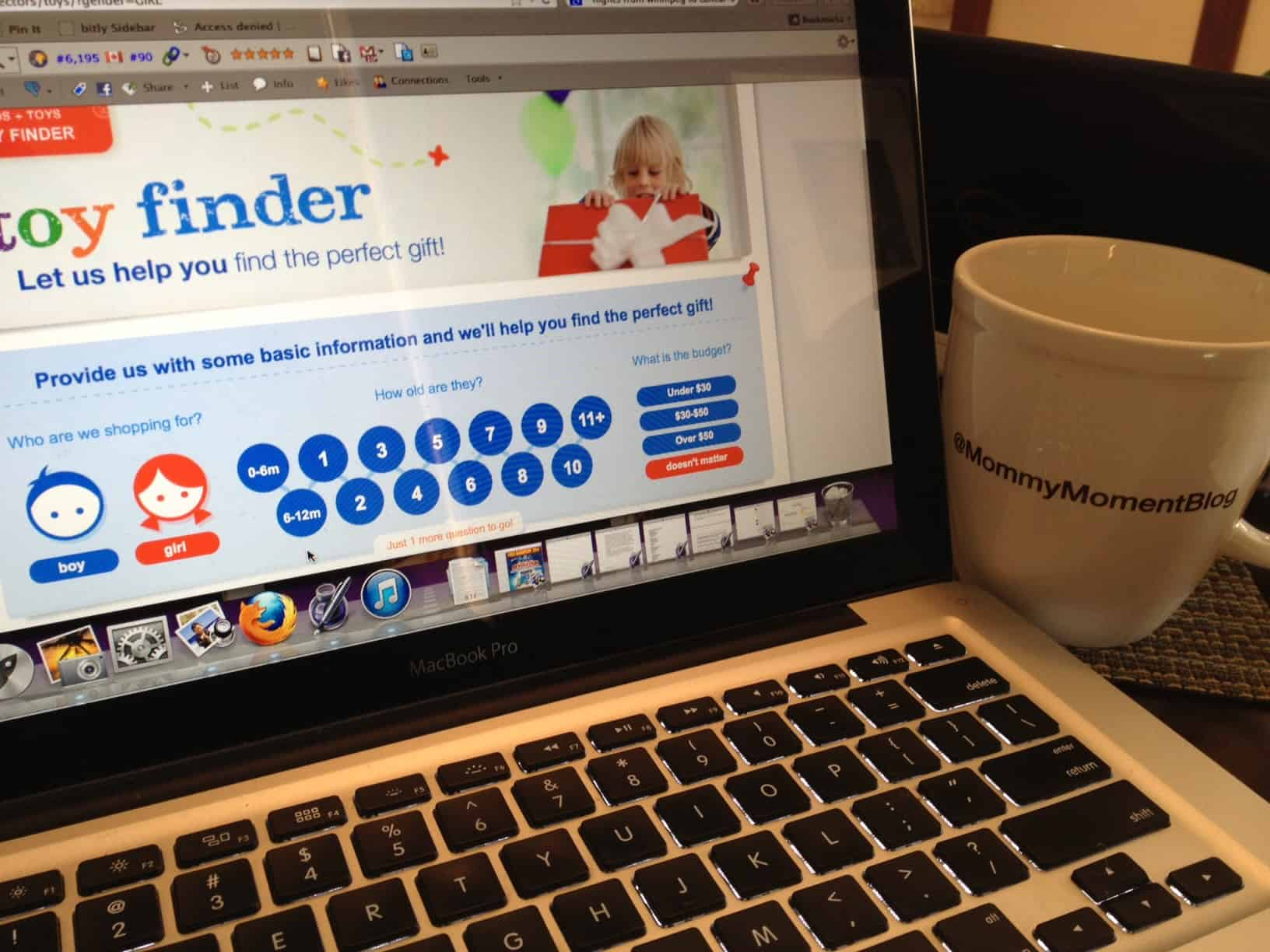 Find the Perfect Toy this Season with the Toy Finder from Sears #SearsBabysRoom