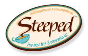 Steeped Tea Logo