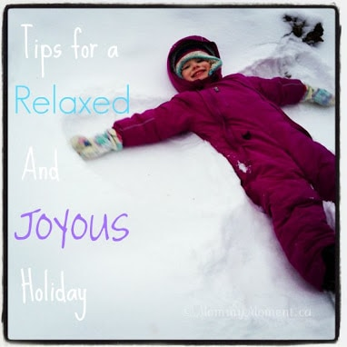 Tips for a Relaxed And Joyous Christmas {$100 Sobeys Gift Card #Giveaway}