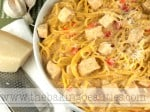 Kickin' Cajun Chicken Alfredo #Recipe